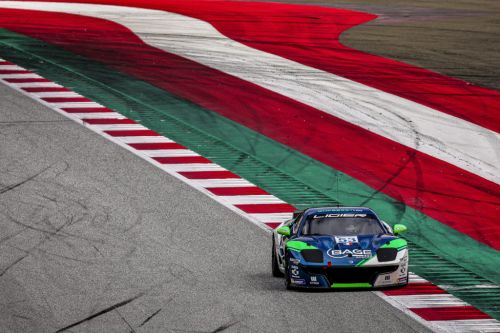 Red Bull Ring, Qualifications:  Jacopo Faccioni et Jacques Nicolet les plus rapides