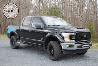 Petty's Garage Warrior 2018 Ford F-150 Super Crew 4WD XLT 4x4, en vente pour la bonne cause