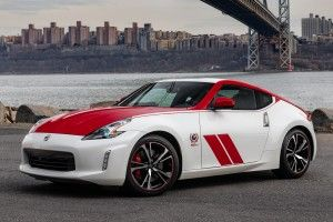 Nissan 370Z (2019):  la 50th Anniversary Edition