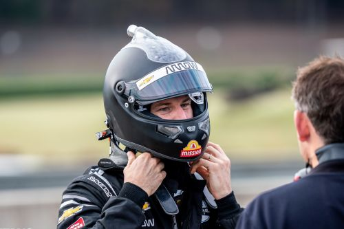 Hulkenberg buoyed by 'good and successful' IndyCar test
