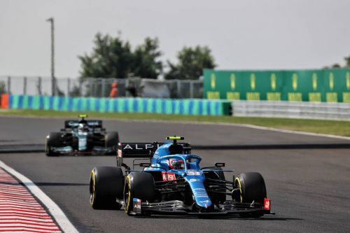 Alpine: Ocon's final pit stop triggered hopes of win