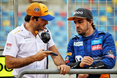 McLaren wouldn't hinder Alonso F1 return with rival team