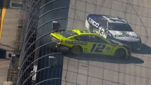 L'accident de Ryan Blaney et Ty Dillon