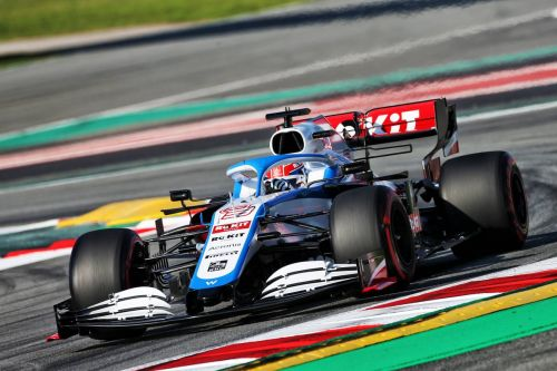 Russell and Williams buoyed by 'much better handling' FW43