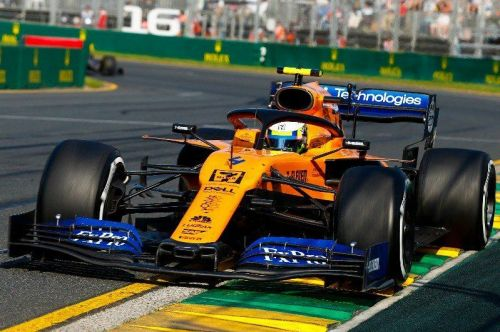 Disappointed Norris feels he 'let McLaren down'