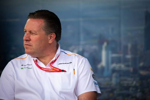 Brown: McLaren full-time IndyCar presence is backed by shareholders
