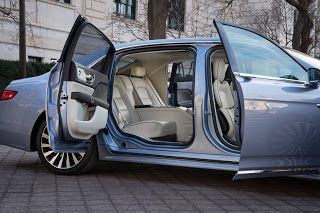 2019 Lincoln Continental 80th Anniversary Coach Door Edition, sold out
