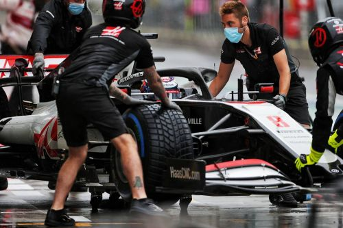 Giovinazzi hit with grid penalty - Grosjean to start from pitlane