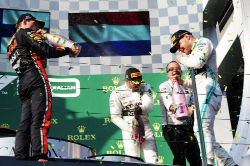 Hamilton denies being disappointed with second in Melbourne