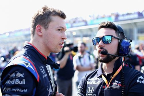 Kvyat: Melbourne point 'one of the most difficult' ever earned