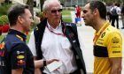 "Horner : ""Renault souhaite continuer avec Red Bull"""