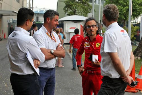 F1 race director Masi 'happy' with first year on the job