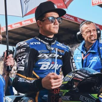Tech3 E Racing alignera Kenny Foray et Garzo en 2019