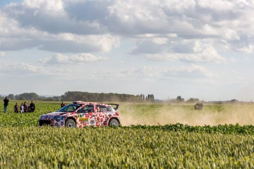 Rallye, Thierry Neuville brille à Ypres