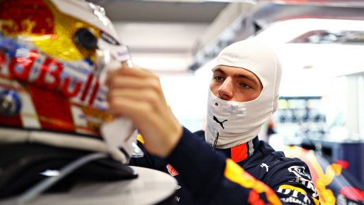 Verstappen 'surprised' by Red Bull's lack of pace