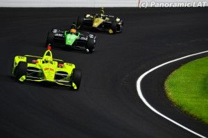 IndyCar - Pagenaud s'impose à Indianapolis
