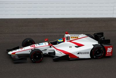 """Indy 500:  """"Fast Friday"""" réussi pour Alonso"""