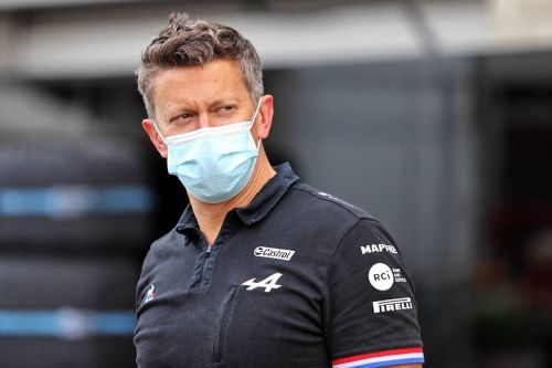 Alpine has 'lots to reflect on' after botched US GP