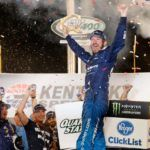 Martin Truex Jr. intouchable au Kentucky