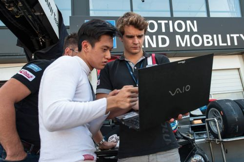 Chinese driver Guanyu Zhou handed F1 development role with Renault