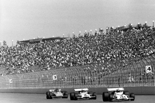 Jackie Stewart wins first red-flagged F1 Grand Prix