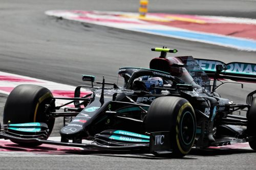 Bottas: Fiery radio message not a sign of breakdown with Mercedes