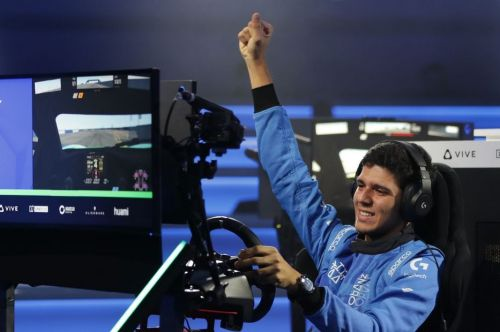 Brazil's Igor Fraga wins McLaren Shadow Project esports competition