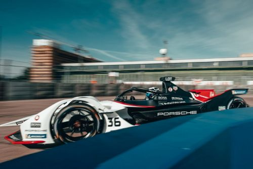 Berlin E-Prix: Da Costa reigns supreme in chaotic FE reprise