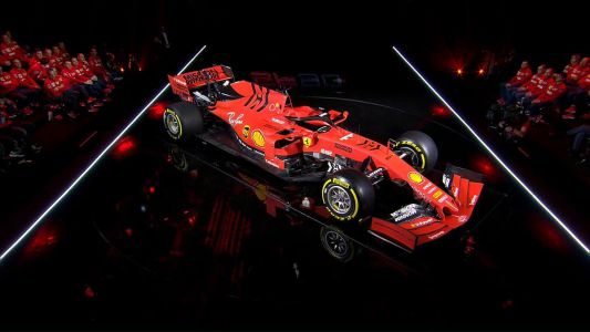 Launch Gallery: Scuderia Ferrari's 2019 SF90