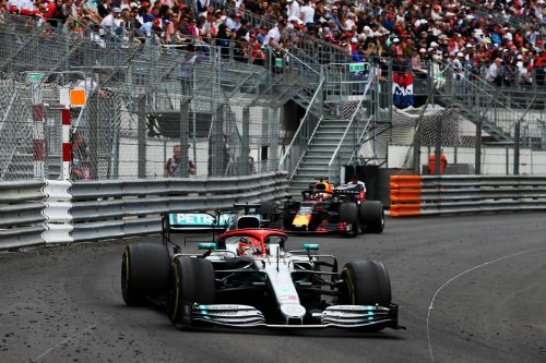 'Driver of the day' Verstappen misses out on podium