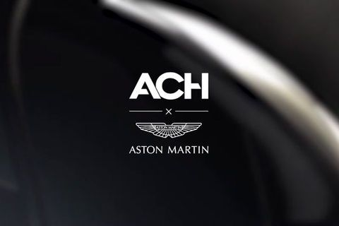 Aston Martin et Airbus Corporate Helicopters partenaires