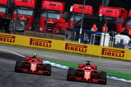 Raikkonen says team orders 'didn't change anything'