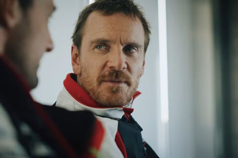 Michael Fassbender - Road to Le Mans:  6ème épisode