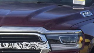 Spyshots:  Ram 1500 pick-up