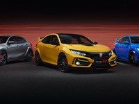 Honda annonce la Civic Type R Limited Edition