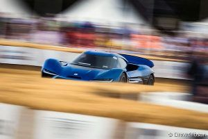 Festival of Speed:  Dumas et la VW ID.R remportent la Hillclimb