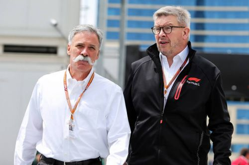 Epstein: Promoters fully supportive of F1's Ross Brawn
