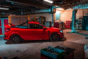 Honda Civic Type R (2018): une version.pick-up !