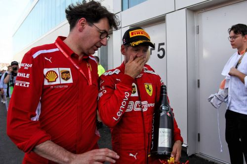 Binotto insists Vettel-Leclerc is 'a great driver pairing'