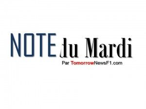 Note du Mardi - Le plan Racing Point