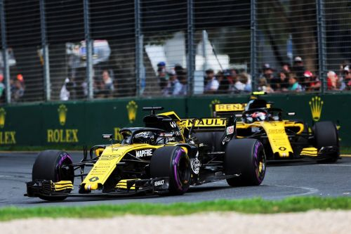 Renault boosted for Monaco by 'best of the rest' status