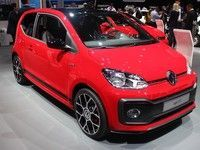 Volkswagen Up! GTI:  bombinette - En direct du salon de Francfort 2017