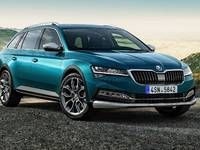 La Skoda Superb gagne une version Scout