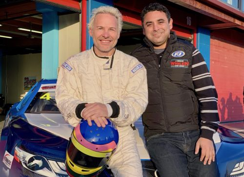 Villeneuve to make racing comeback in NASCAR Euro Series