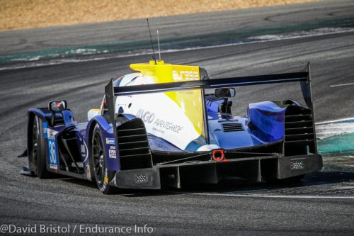 Asian Le Mans, Buriram:  Thunderhead Carlin Racing en pole position !
