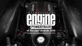 Engine of the year 2019, Ferrari encore