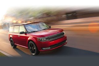 Sportives en voie de disparition, Ford Flex Limited Ecoboost avec Appearance Package