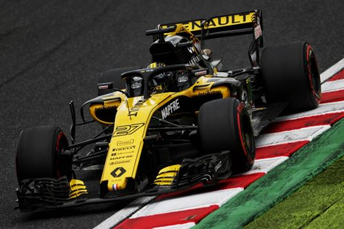 'Positive and eager' Hulkenberg determined to bounce back