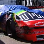 Unrivaled:  Earnhardt frustre Gordon au Michigan