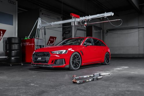 ABT RS4+:  l'Audi RS4 en version de 530 ch !